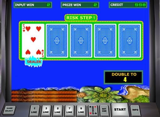 Dobling spill av spilleautomat Fairy Land 2