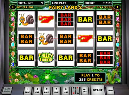 Fairy Land 2 spille spilleautomat online
