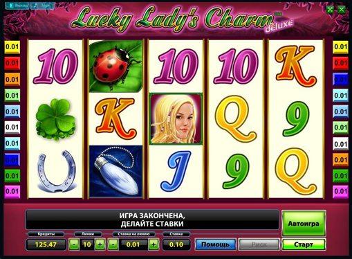 Hjulene til Lucky Ladys Charm Deluxe