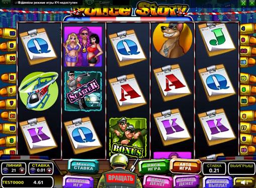 Police Story spille spilleautomat online for penger