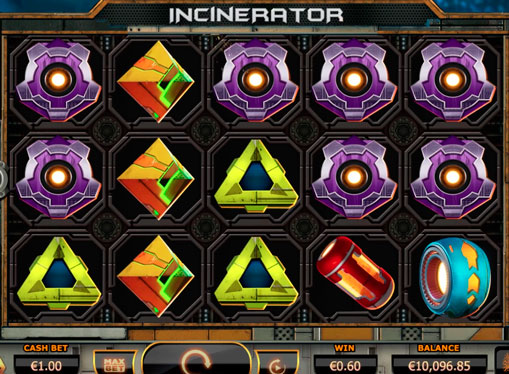 Spille spilleautomat online for penger - Incinerator