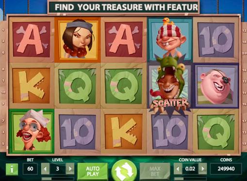 Spilleautomat Hooks Heroes - spille online for ekte penger