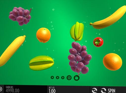 Spilleautomater for ekte penger med konklusjonen - Fruit Warp