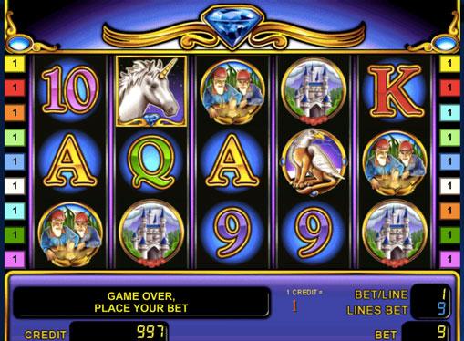 Unicorn Magic spille spilleautomat online for penger